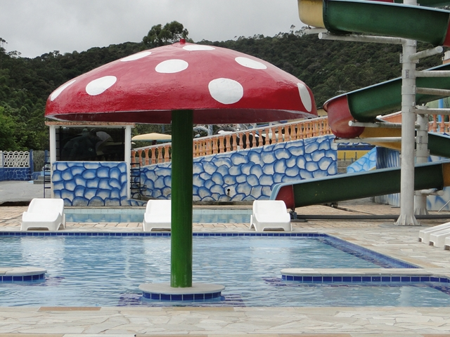 Piscina do Cogumelo